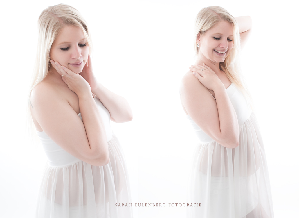 Babybauch Fotoshooting Marl | Sandra 25.SSW