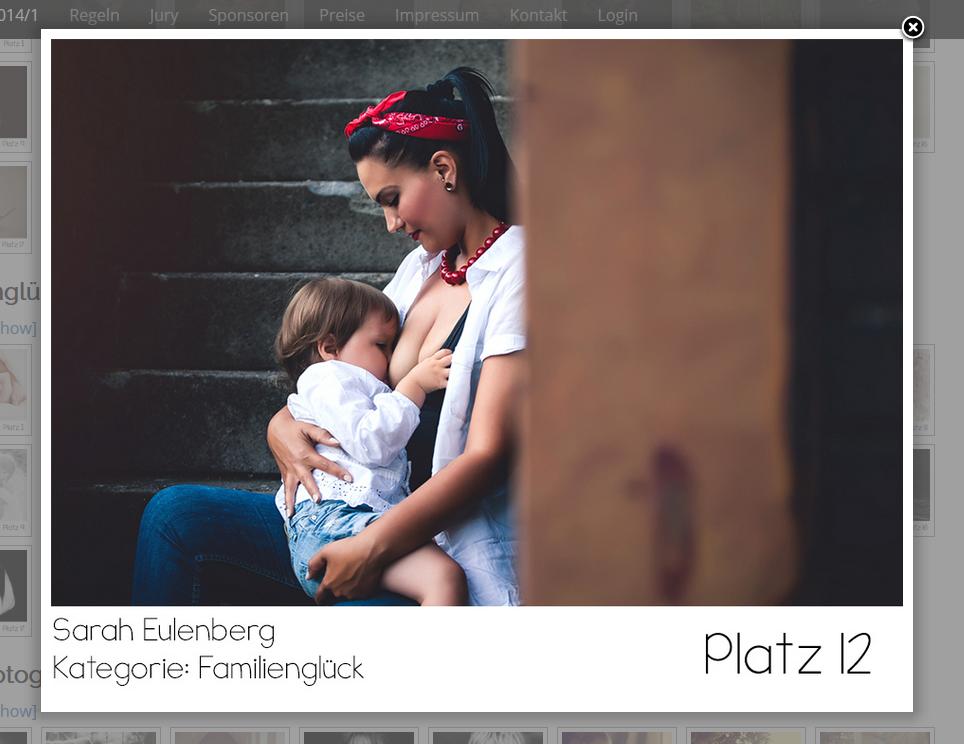Contest Vereinigung prfessioneller Kinderfotografen - Sarah Eulenberg