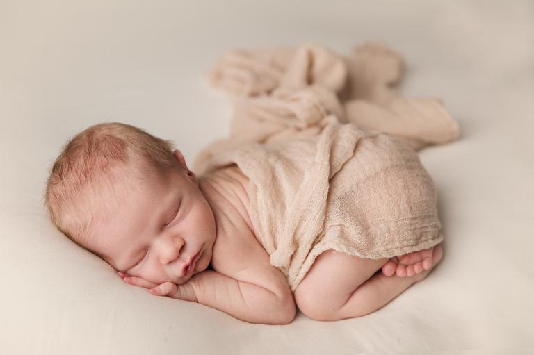 Neugeborenen Fotografie Wesel