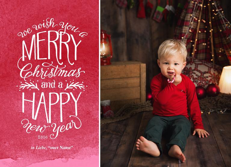 Weihnachtskarten Babyfoto.Weihnachts Minis 2016 Weihnachtskarte Sarah Eulenberg Baby