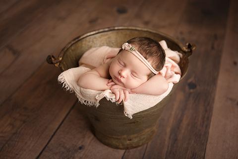 Neugeborenen Fotografie NRW