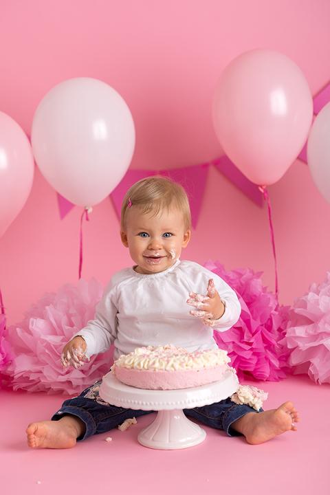 Geburtstags Fotoshooting Kind 1 Jahr