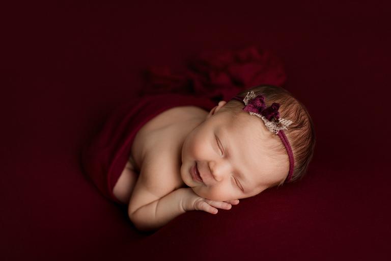 Neugeborenenfotografie Essen